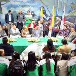 En el #PuenteDeBoyacá recibimos con cariño el respaldo de la sociedad civil a la causa de los Juegos Nacionales https://t.co/HLIzaffpVm