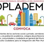 No faltes hoy al Foro del COPLADEMUN en Chipitlán, Casa Ejidal, Av. Morelos Sur; de 15:00 A 19:00 hrs. https://t.co/3b6BYvXhRS