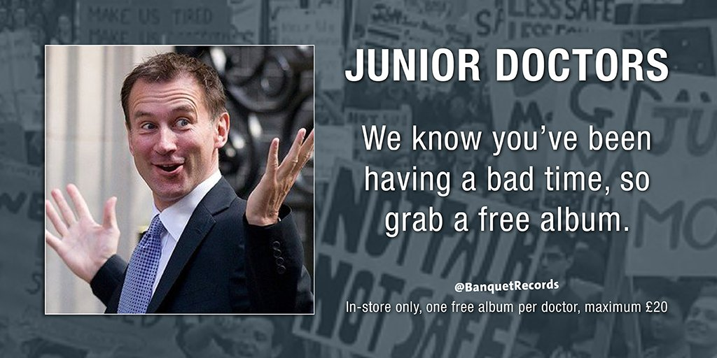 this one's for the #juniordoctors https://t.co/VKlC8BSgu4