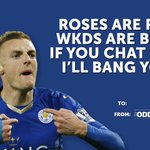 Give someone the gift of Jamie Vardy this Valentines Day. #FootballValentinesCards https://t.co/WHSgsdgu3t