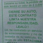 Esto entregan en el estacionamiento de la Clínica Alemana en #Valdiviacl, legal? Creo que no... https://t.co/Xpz5AFcWGD
