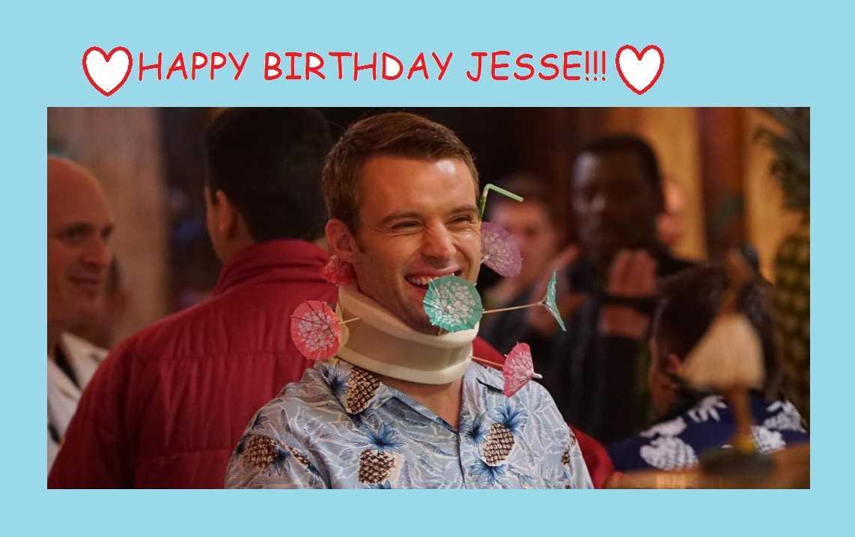 Happy Birthday Jesse !
