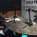 .@veronicaelton entrevista a la Mtra. Mariana Danticq Reséndiz del @CMAEM_Oficial ahora por la radio de #Morelos https://t.co/C0S3oxsZ3o