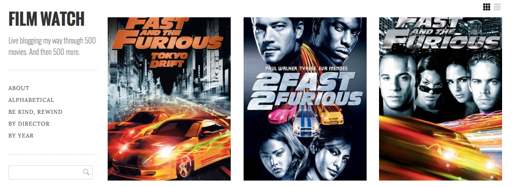 Hmmm? A Fast and Furious binge you say? I don't know what you mean! https://t.co/SmMrFfCxfv https://t.co/1OSq95H3Na