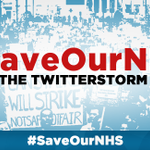 #SaveOurNHS ... Because the greatest health service in the world is worth fighting for. RT and tweet if you agree. https://t.co/EV0LFMGybj