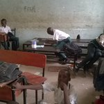 A Classroom at Nigeria Federal Government College at the heart of Abuja... https://t.co/yiOd0vwues