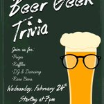 @nycbeerweek is almost here! Join us for #beergeek #trivia! Call 212-685-4422 to reserve your table today! #nyc https://t.co/KACbkcO3Qw