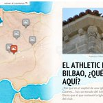 Un escudo de @AthleticClub en una iglesia? Mira este mapa de curiosidades! https://t.co/4ataqo5tlk @jacobpetrus_tve https://t.co/U9BpKtSPaa