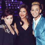 #fbf to me and my ❤️s @JulieChen & @MrsSOsbourne. 💕 https://t.co/fEqsW1DGzl https://t.co/1qZCr7CguK