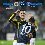 Maç Sonucu | Fenerbahçe 3-1 Kasımpaşa. Tebrikler FENERBAHÇE! https://t.co/YWUTplKw0T