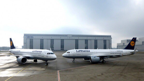 Lufthansa takes second