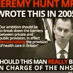 #SaveOurNHS Save our NHS - KICK OUT THE TORIES #SaveOurNHS https://t.co/DnAMxcid24