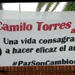 Camilo Torres, 50 años de su muerte en Santander. Foro en la UIS. @LeonVaLenciaA @luchoceliscnai @EstebanCarlosM https://t.co/58YIkpyhrq