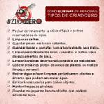 Tudo organizado p/ o mutirão nacional de combate ao Aedes? Confira algumas dicas e partiu #CombateAedes! #ZikaZero https://t.co/z5CF0xN7wq