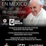 #Morelos tiene la cobertura especial del #PapaEnMex a través del #Canal49 y vía streaming en https://t.co/6KItnKP2T7 https://t.co/rjF6tF3zpA