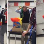 This teacher reacted incredibly after his pupils decided to throw a birthday party for him.. https://t.co/FurhtI6jyP https://t.co/kfuWZSvNnb