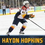 SAVE THAT PUCK. @haydn_hopkins97 picks up his first @OHLHockey goal to make it 5-4 Mississauga. #Otters20 https://t.co/8kb74ORols