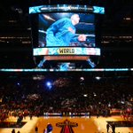 We see you @kporzee ???? #KnicksTOThe6 #BBVARisingStars https://t.co/3V6wq1NAlc