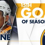 ANOTHER ONE! Evander Kane with an empty netter. 6-4 Sabres. https://t.co/brmGvfpEZ9