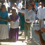 Me encuentro saludando a mi gente de #Huatulco, agradezco su hospitalidad y buena vibra, #CaminosDeOaxaca. /PPT https://t.co/cmMW14krV5