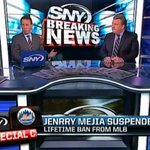 Mejia gets permanent suspension (Watch) https://t.co/zxItf1Rw1Q @Jonas_SNY, @MarcMalusis, @NYDNHarper, @nydnraiss https://t.co/c2AxmBclmK