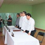Un minuto de silencio en memoria del exsecretario del Sindicato de los Tres Poderes Juan Carlos González. https://t.co/ISsRe8BnWs