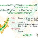 Mañana Duitama aportará en la construcción de Plan de Desarrollo, 8 am colegio Guillermo León Valencia @CarlosAmayaR https://t.co/sXNEMiWR1p