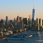You Are My Wildest Dreams @OneWTC @NYC @discovering_NYC #SeeYourCity #NYC #Sunset #Aerial https://t.co/mPCT6zl7Ka