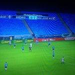 """A torcida que sempre apoia"" lotando o estádio 😂 https://t.co/7ePMDFNmkW"