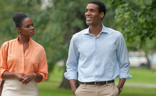 The story of Barack and Michelle Obama's first date could be released by two distributors: