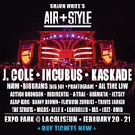 Want tickets to @airandstyle in Los Angeles Feb 20-21 @lacoliseum? RT & follow us to win. Winner announced at 5pm. https://t.co/ocd6JbU2VD