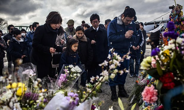 Japan tsunami five years on: share your experiences and memories via @GuardianWitness