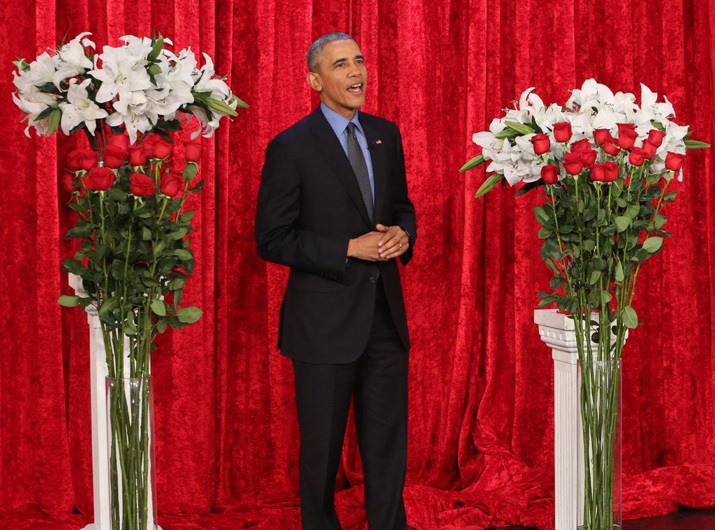 President Barack Obama sends hilarious Valentine's Day message to Michelle:
