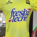 Esta es la nueva camiseta de @atlbucaramanga @OFICIALATBUCARA @AtBucaramanga, confeccionada por @DeporteTotal100 https://t.co/ij0CVl4RvK