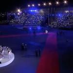 """México se pinta de luz"", canción para recibir a @Pontifex_es. #PapaEnMex. https://t.co/Mq94I8wvfr https://t.co/lPHsv7QDTZ"