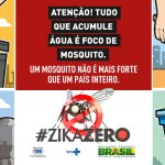 Chame os amigos e bora eliminar a água parada. #ZikaZero https://t.co/LFJ9S14NWG
