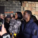 Naomi Campbell and Chris Rock. #FENTYxPUMA https://t.co/SySC57HeGp