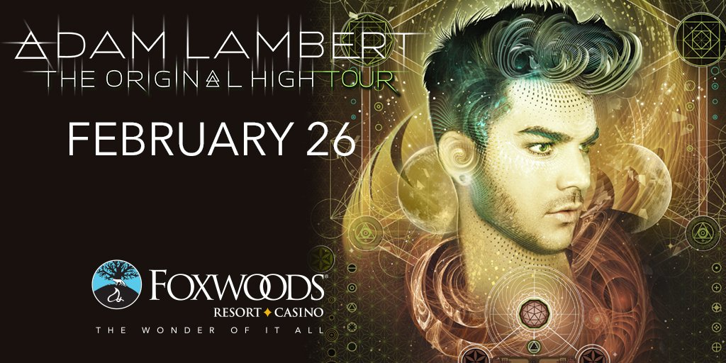 But if I had tickets to the @adamlambert show, that would be the only thing I'd ever need.  https://t.co/A2klbl0ee1 https://t.co/HEJyzTTB0N