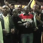 Hundreds of Ruto supporters in Eldoret celebrate ruling https://t.co/6reLEAHXn8 https://t.co/P5viiUswN3