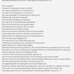AND SO HEREs NICOMAINES POEM TO RICHARD!!!! SO MUCH FEELSSS ???????????????????????????????? #ALDUBValentinesDate https://t.co/6VZWtzA6g3