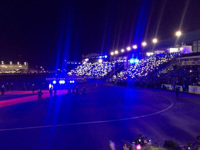 México se ilumina con la visita del Papa Francisco @Pontifex_es https://t.co/8PcRGAuZls