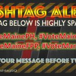 ADN BABALA!! To avoid Typo Errors on HT! COPY&PASTE - #VoteMaineFPP #KCA BEWARE OF SPAM HT! MAKE UR TWEET COUNT! https://t.co/hoZegqEnUw
