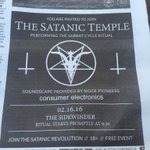 Sounds like...fun? #ATX #Austin #Satan https://t.co/K2bMJTKGaU