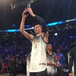 - @ZachLaVine of the @timberwolves and U.S. Team is #BBVARisingStars MVP! https://t.co/jjHV2kw0If