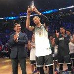 30 points, 7 rebounds & 4 assists for #BBVARisingStars MVP @ZachLaVine! https://t.co/YdCIcRRI8S