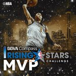 30 points, 7 assists & 4 assists for the #BBVARisingStars MVP @ZachLaVine of the @Timberwolves! #BrightFutures https://t.co/33y15oomRe