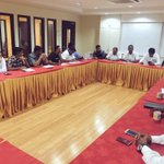 """MIC Youth """"EMPOWER"""" Selangor state level coordination meeting chaired by selangor youth chief @KajendranD https://t.co/E8oVux4bD9"""