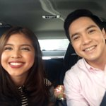 THE ROAD TRIP OF MAINE & ALDEN ???????? ENJOY YOUR DAY ! SO HAPPY FOR THEM! HOW MANY RT FOR THEM? #ALDUBValentinesDate https://t.co/12aGbXETgk