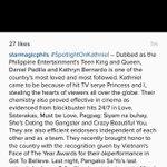 Spotlight On KathNiel ???? UNITED FOR KATHNIEL #VoteKathrynFPP #KCA https://t.co/hLRQRB4zbX