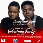 Yep! @AmosandJosh will be performing at the #XtianDelaValentinesParty ???????????????? https://t.co/yM4Bvc920y